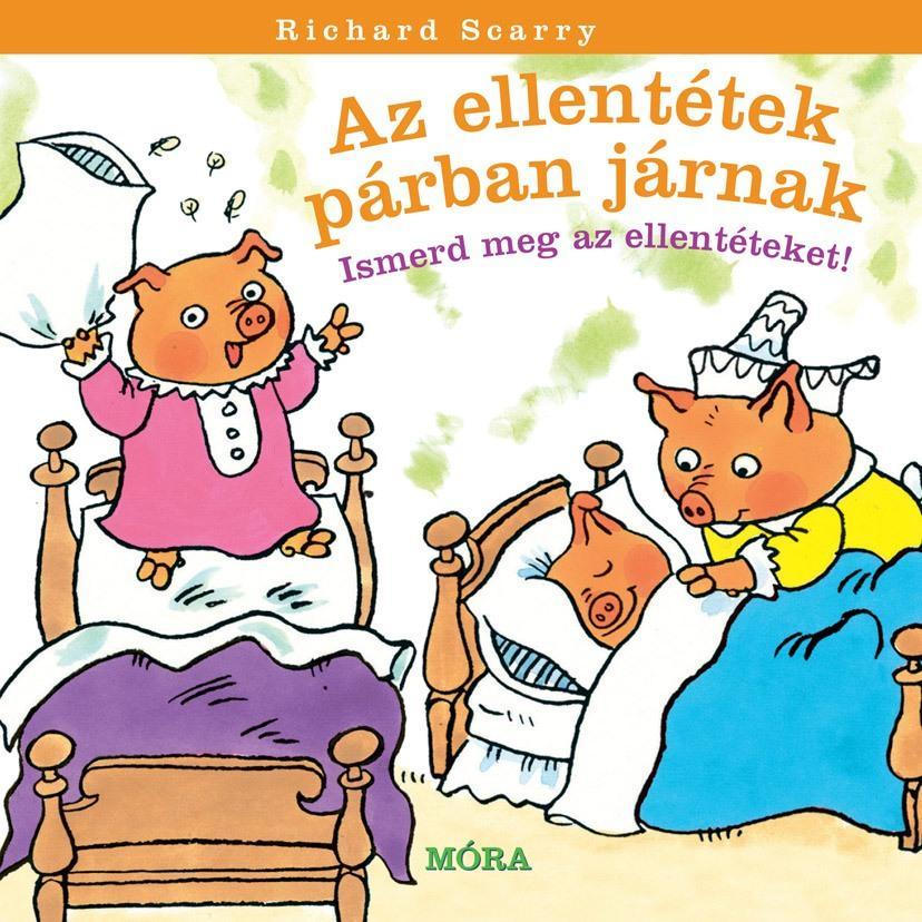 AZ ELLENTÉTEK PÁRBAN JÁRNAK - ISMERD MEG AZ ELLENTÉTEKET!