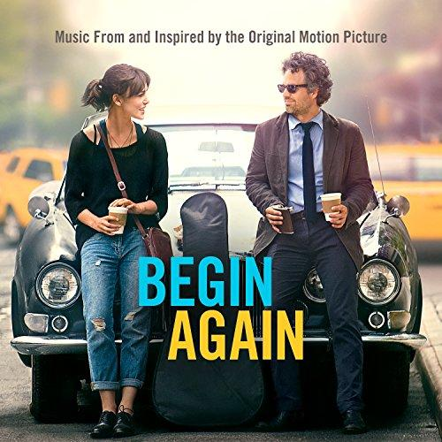 - BEGIN AGAIN - FILMZENE - CD -