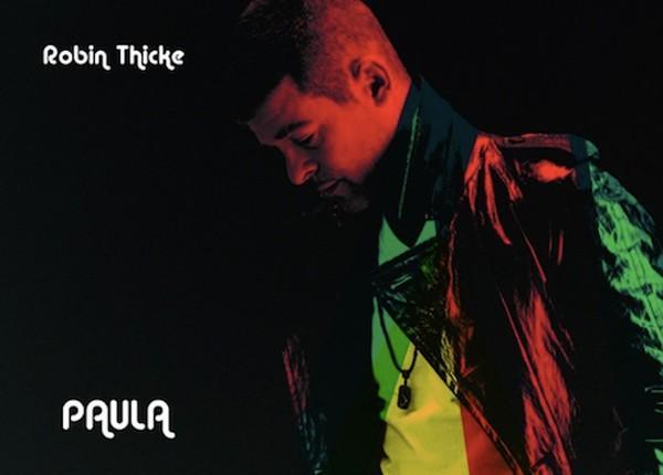 PAULA - ROBIN THICKE - CD -