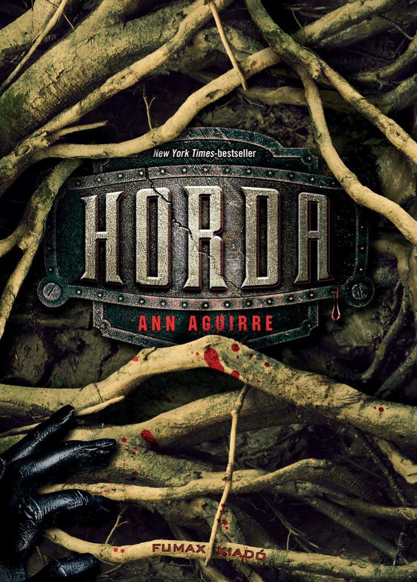 HORDA (RAZORLAND TRILÓGIA 3. KÖTET)