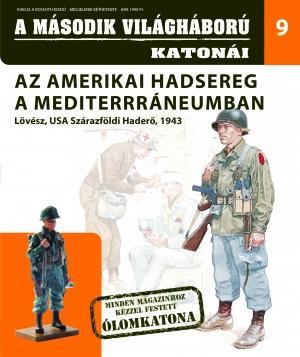 A MÁSODIK VILÁGHÁBORÚ KATONÁI 9. - ÓLOMKATONÁVAL