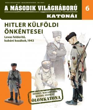 A MÁSODIK VILÁGHÁBORÚ KATONÁI 6. - ÓLOMKATONÁVAL