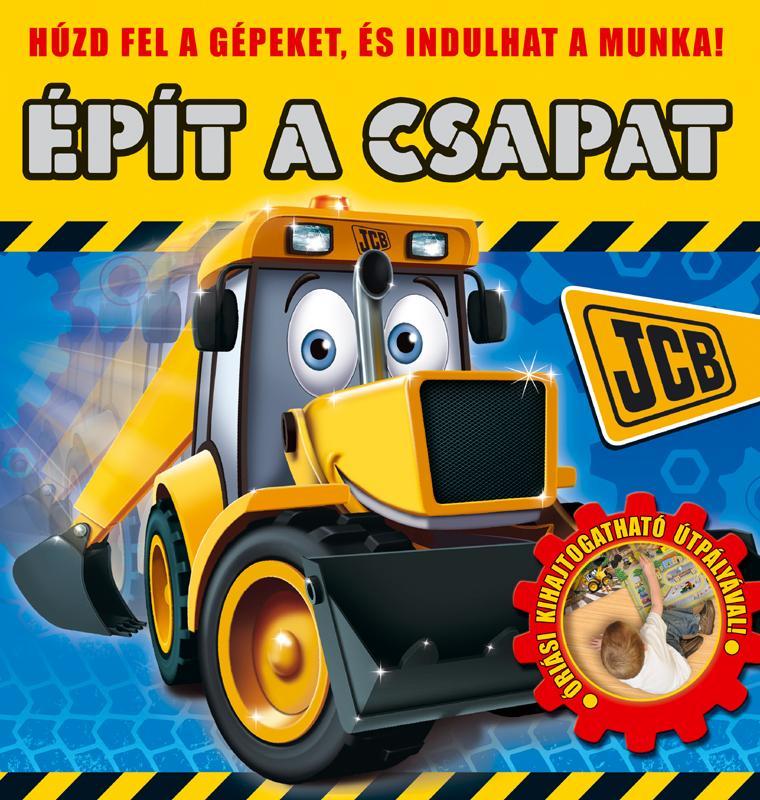 JCB - ÉPÍT A CSAPAT