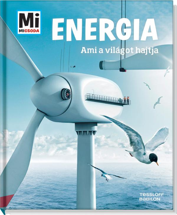 ENERGIA - AMI A VILÁGOT HAJTJA - MI MICSODA