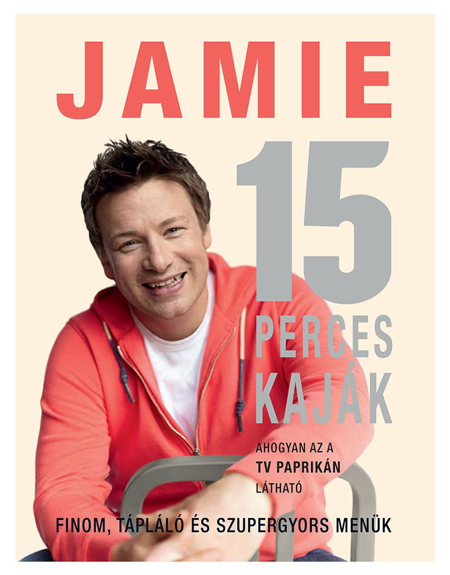 JAMIE 15 PERCES KAJÁK