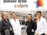 COLORS - ROMANO DROM - CD -