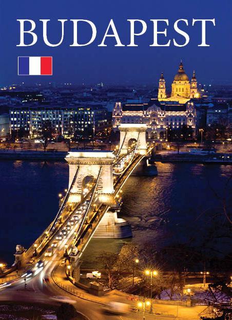 BUDAPEST - FRANCIA (KIS FÜZET)