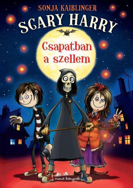 SCARY HARRY - CSAPATBAN A SZELLEM