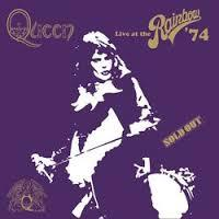 LIVE AT THE RAINBOW '74 - CD -