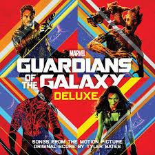 - - GUARDIANS OF THE GALAXY (FILMZENE) - CD -