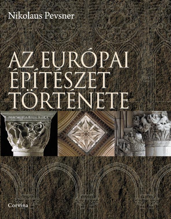 Nikolaus Pevsner: Az európai építészet története