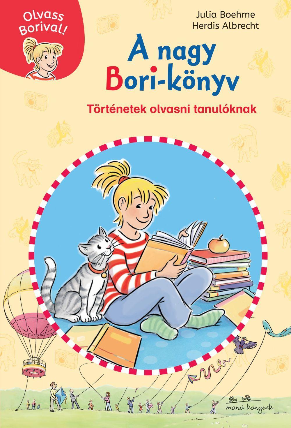 Julia Boehme: A nagy Bori könyv