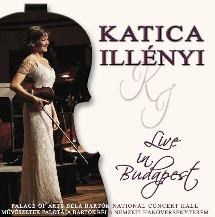 LIVE IN BUDAPEST - CD -