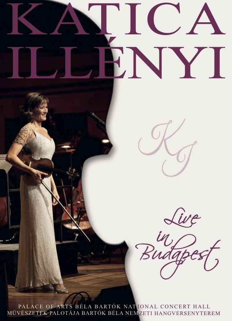 LIVE IN BUDAPEST - DVD -
