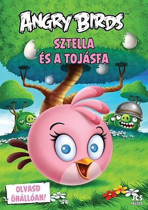 ANGRY BIRDS - SZTELLA ÉS A TOJÁSFA