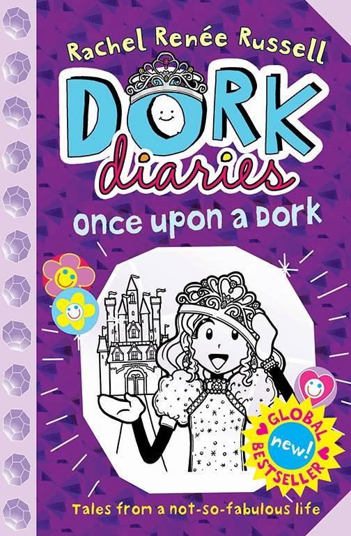 DORK DIARIES - UNCE UPON A DORK