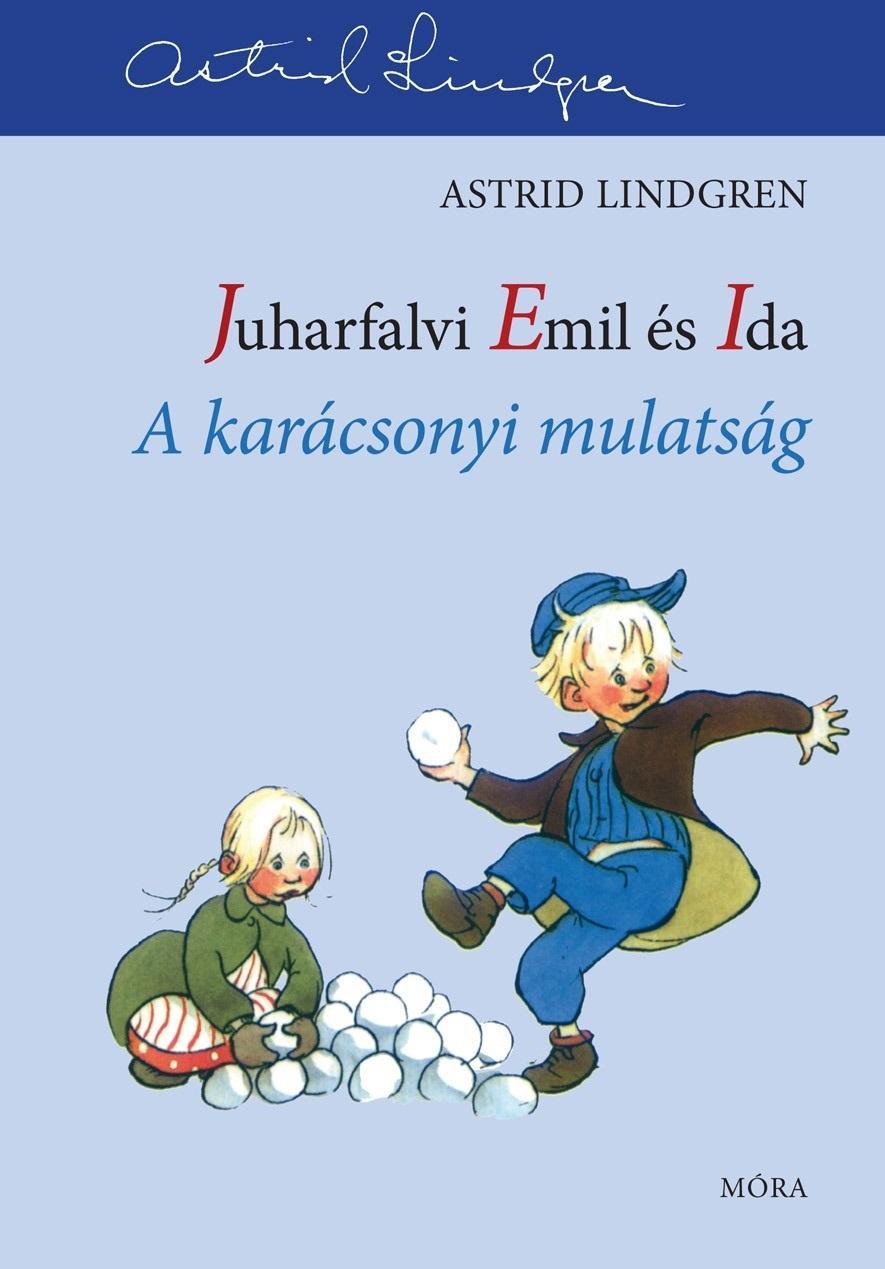 A KARÁCSONYI MULATSÁG - JUHARFALVI EMIL ÉS IDA 3.