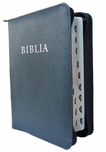 BIBLIA - REVIDEÁLT ÚJ FORDÍTÁS (2014) - CIPZÁRAS BÕRTOKBAN