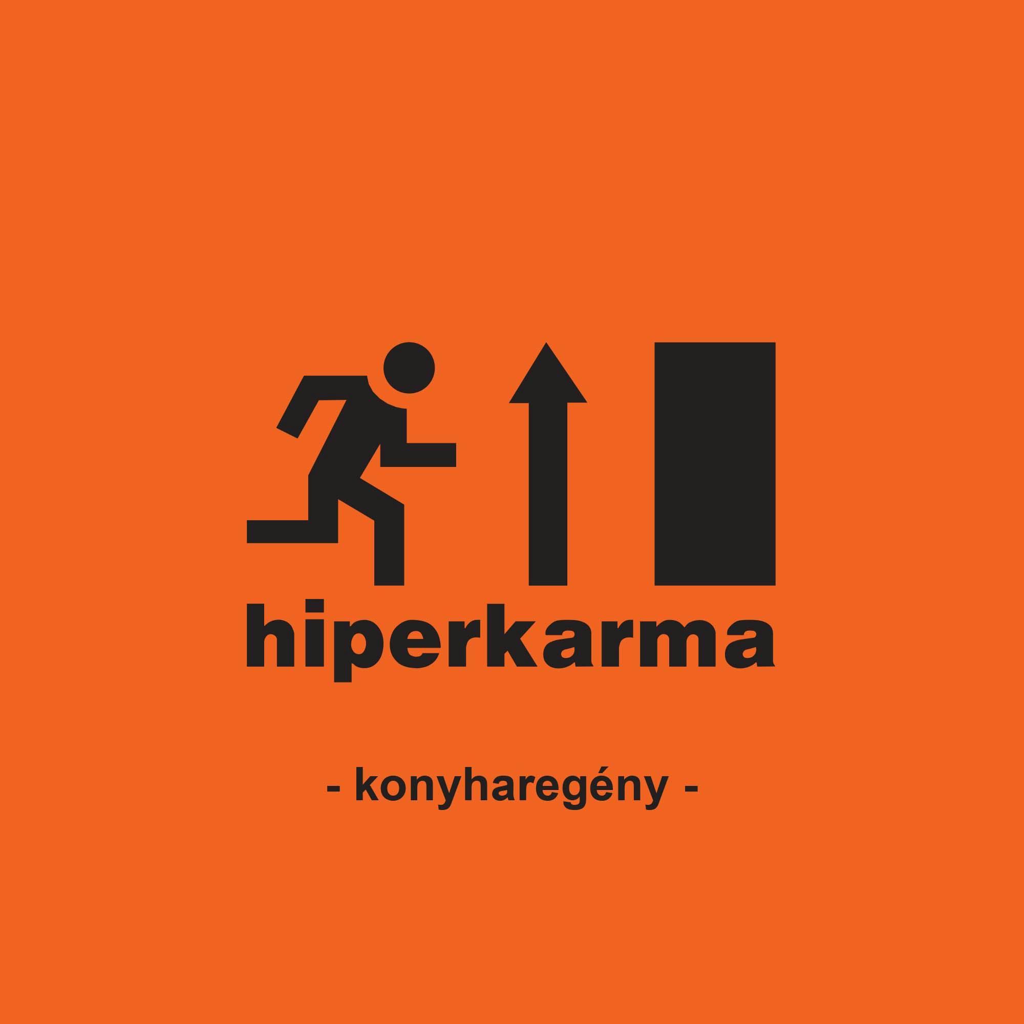 KONYHAREGÉNY - HIPERKARMA - CD -