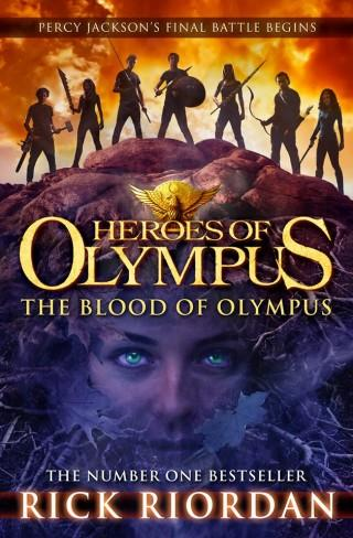 HEROES OF OLYMPUS - THE BLOOD OF OLYMPUS (PB, FILMES)