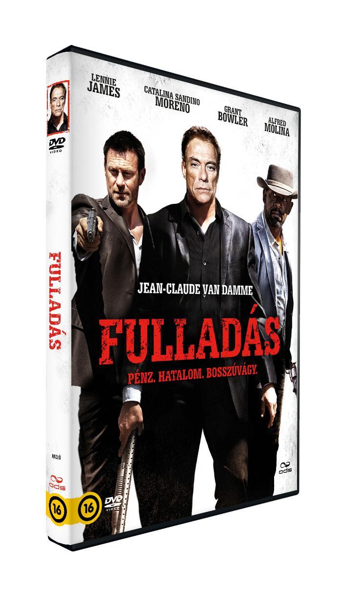 FULLADÁS - DVD -