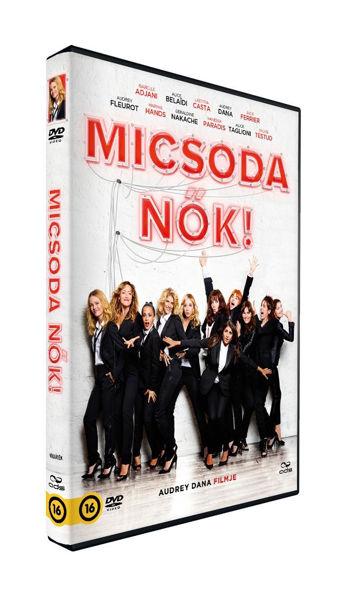 MICSODA NŐK! - DVD -