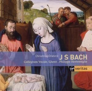 BACH: KARÁCSONYI ORATÓRIUM - CD -