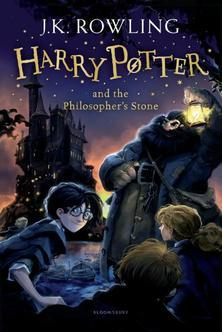 HARRY POTTER AND THE PHILOSOPHER'S (REJACKET)