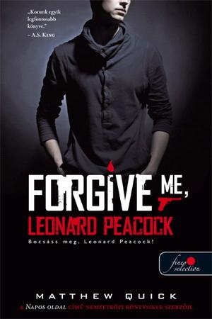FORGIVE ME, LEONARD PEACOCK - FŰZÖTT