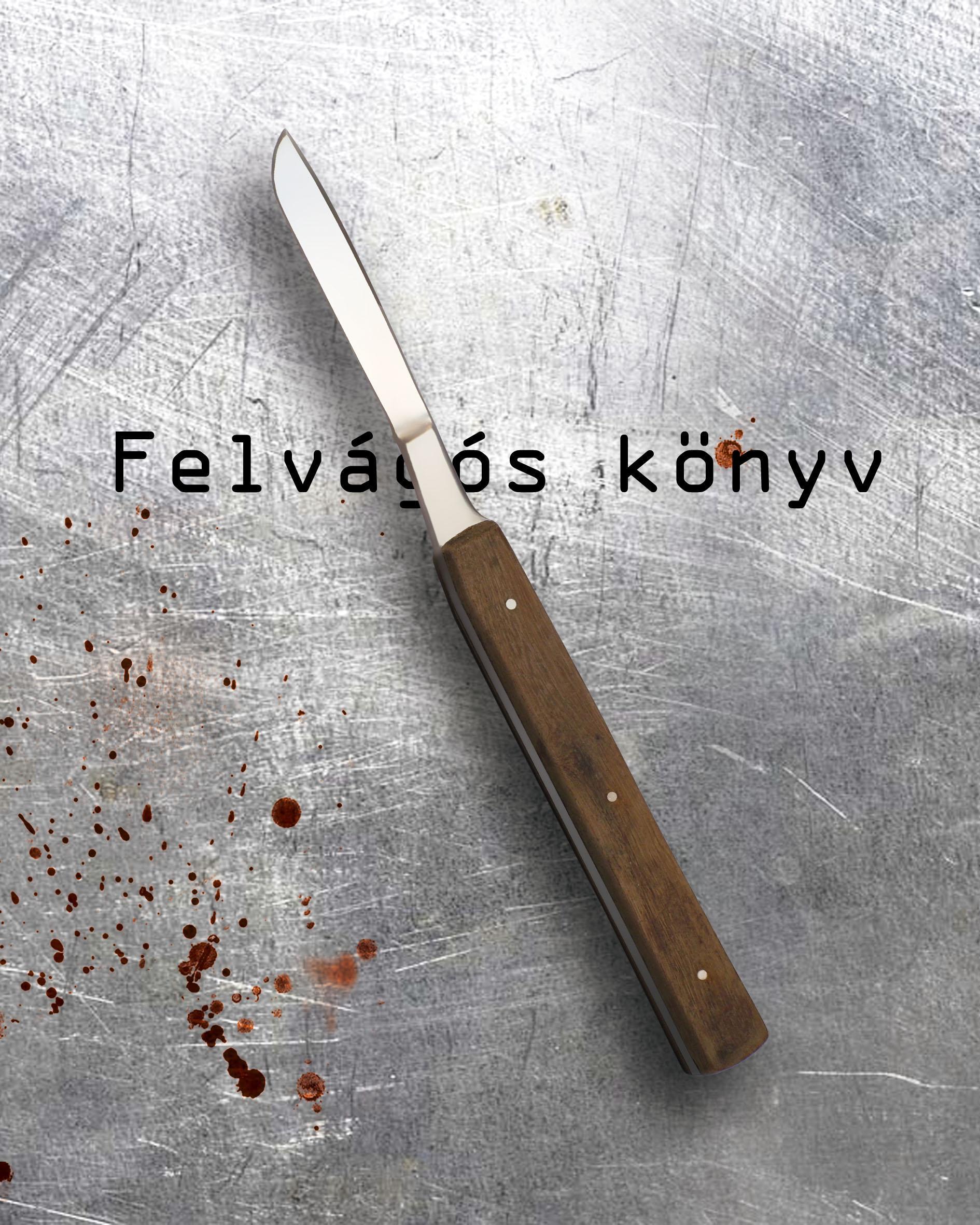 FELVÁGÓS KÖNYV