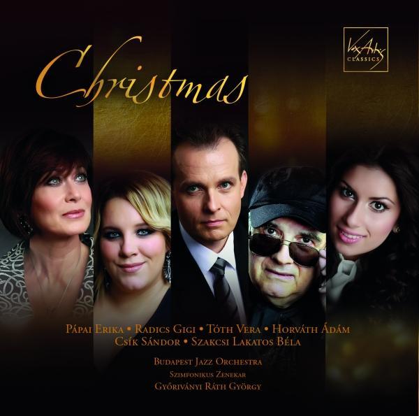 CHRISTMAS - CD - (BUDAPEST JAZZ ORCHESTRA)