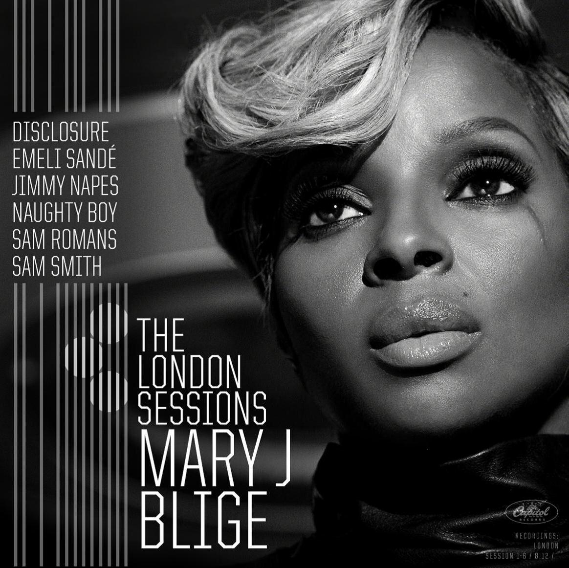 THE LONDON SESSIONS - CD -