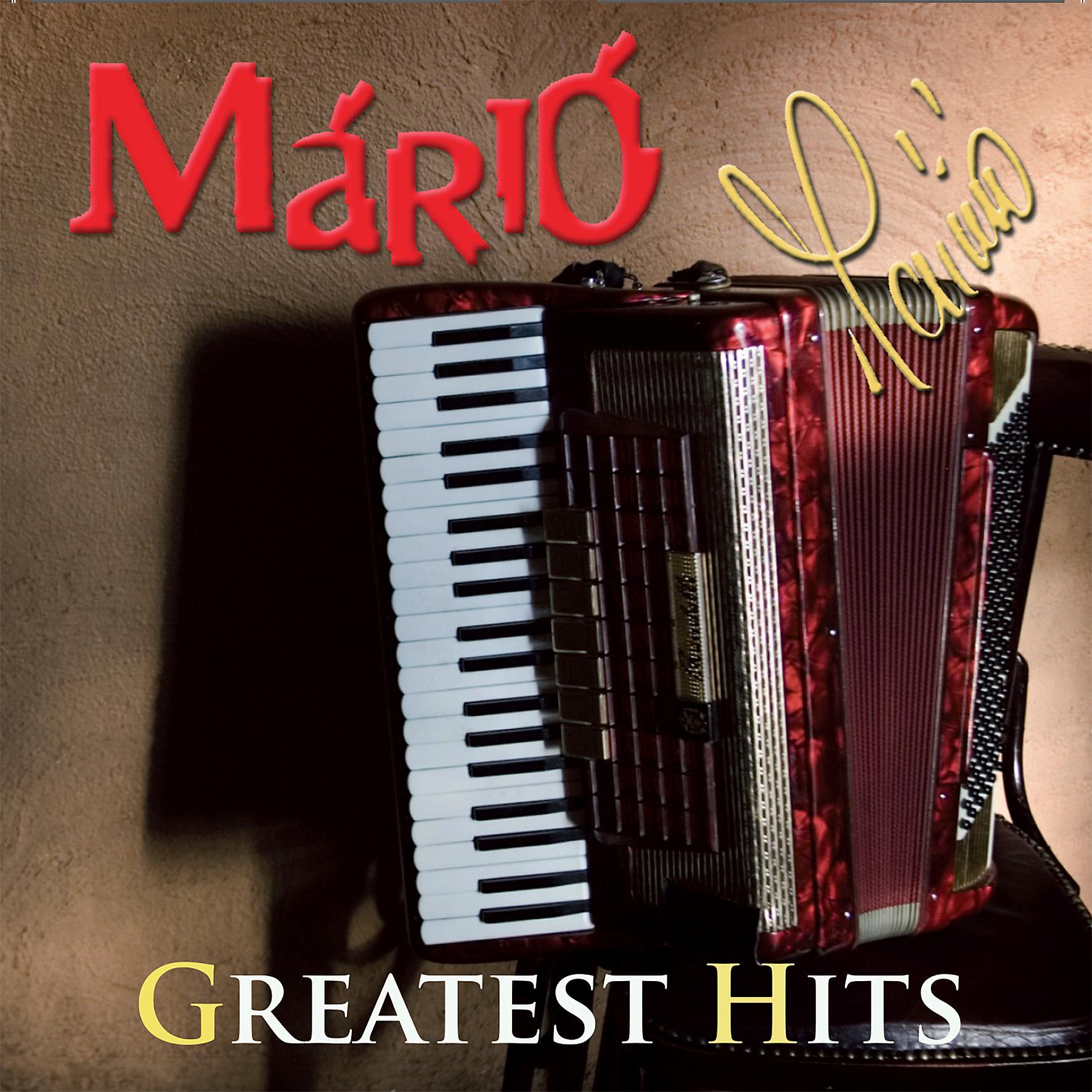 MÁRIÓ GREATST HITS - CD -