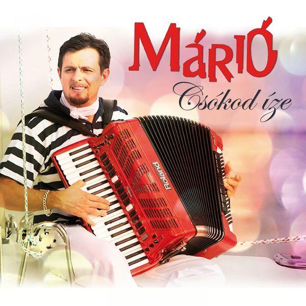 CSÓKOD ÍZE - MÁRIÓ - CD-