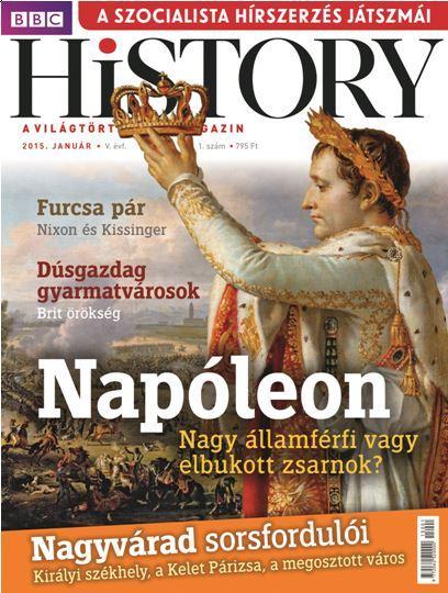 BBC HISTORY V. ÉVF. - 2015/1.