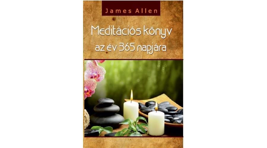 MEDITÁCIÓS KÖNYV AZ ÉV 365 NAPJÁRA