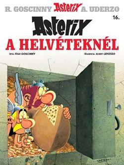 ASTERIX A HELVÉTEKNÉL - ASTERIX 16.
