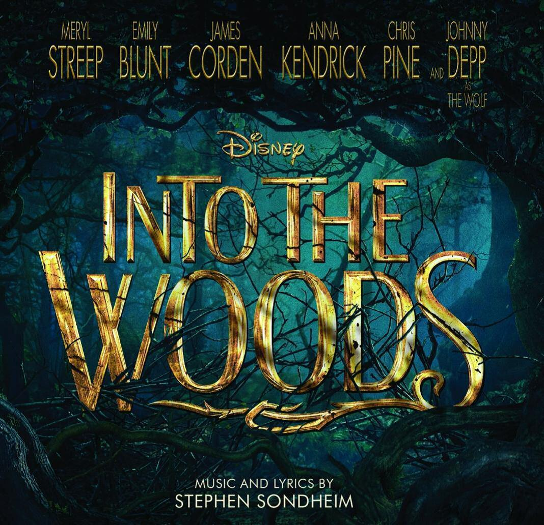 - INTO THE WOODS - FILMZENE - CD -
