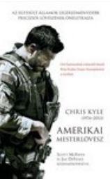 AMERIKAI MESTERLÖVÉSZ - FILMES BORÍTÓ