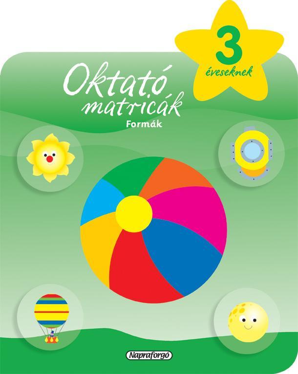 OKTATÓ MATRICÁK - FORMÁK (3 ÉVESEKNEK)