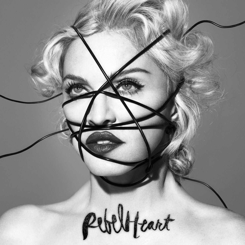 REBELHEART - MADONNA - CD -