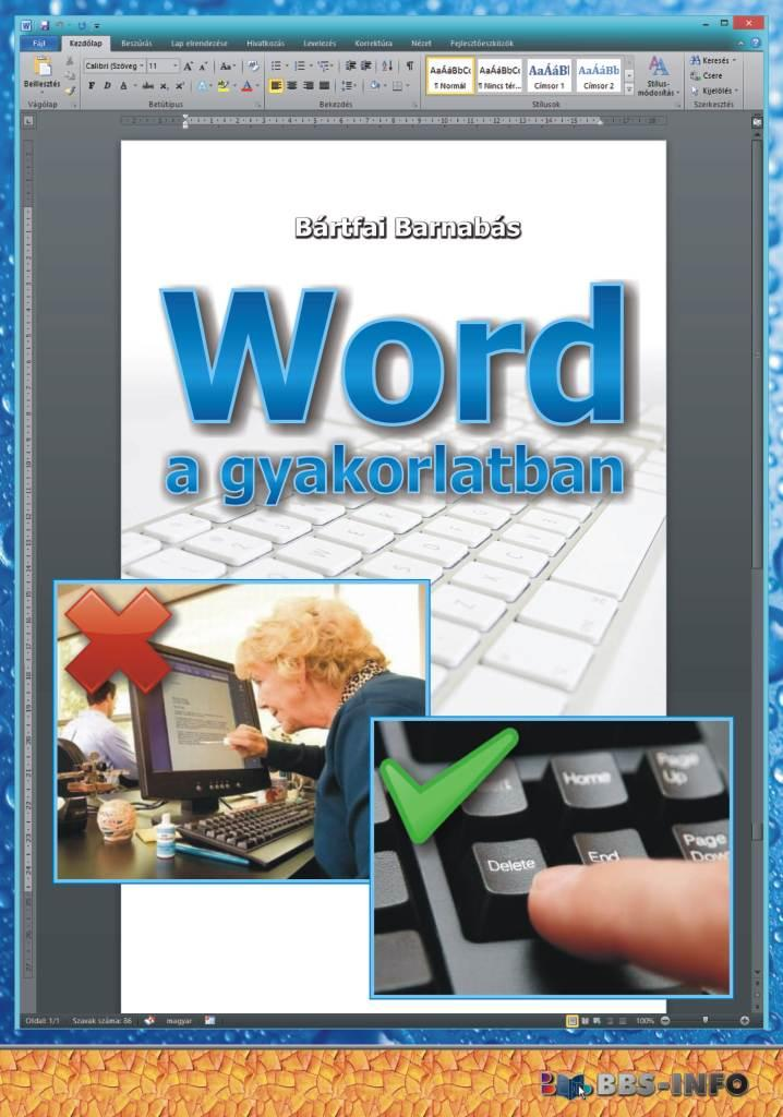 WORD A GYAKORLATBAN