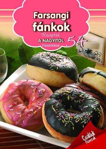 FARSANGI FÁNKOK - RECEPTEK A NAGYITÓL 54.