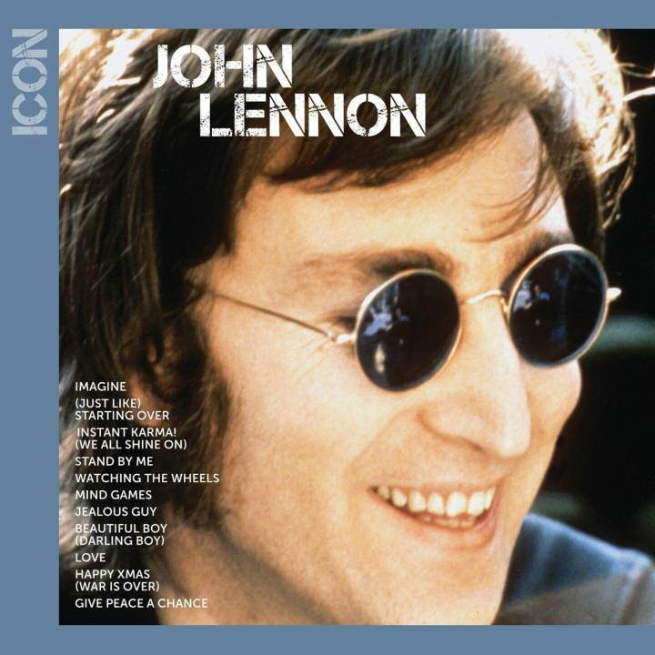 JOHN LENNON (ICON) - CD -