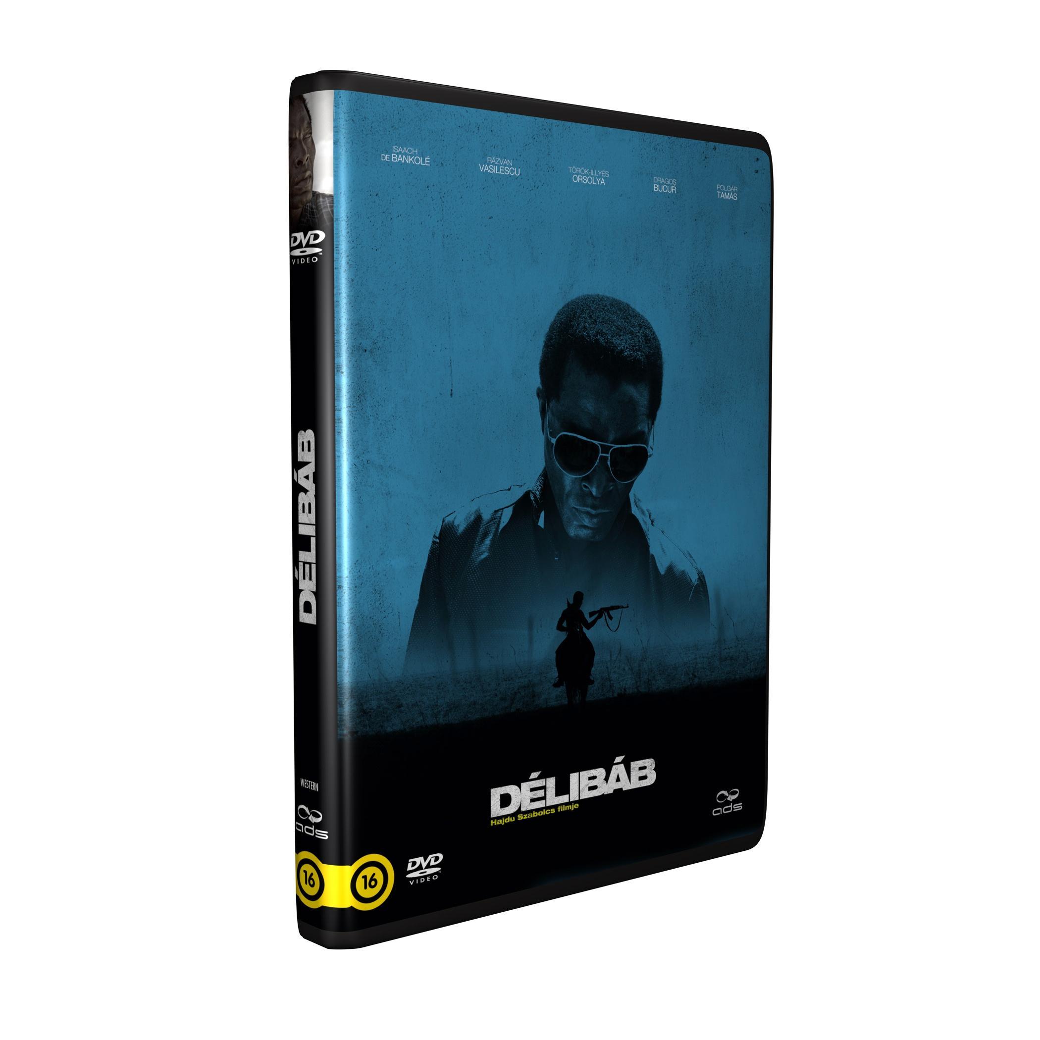 DÉLIBÁB   - DVD -