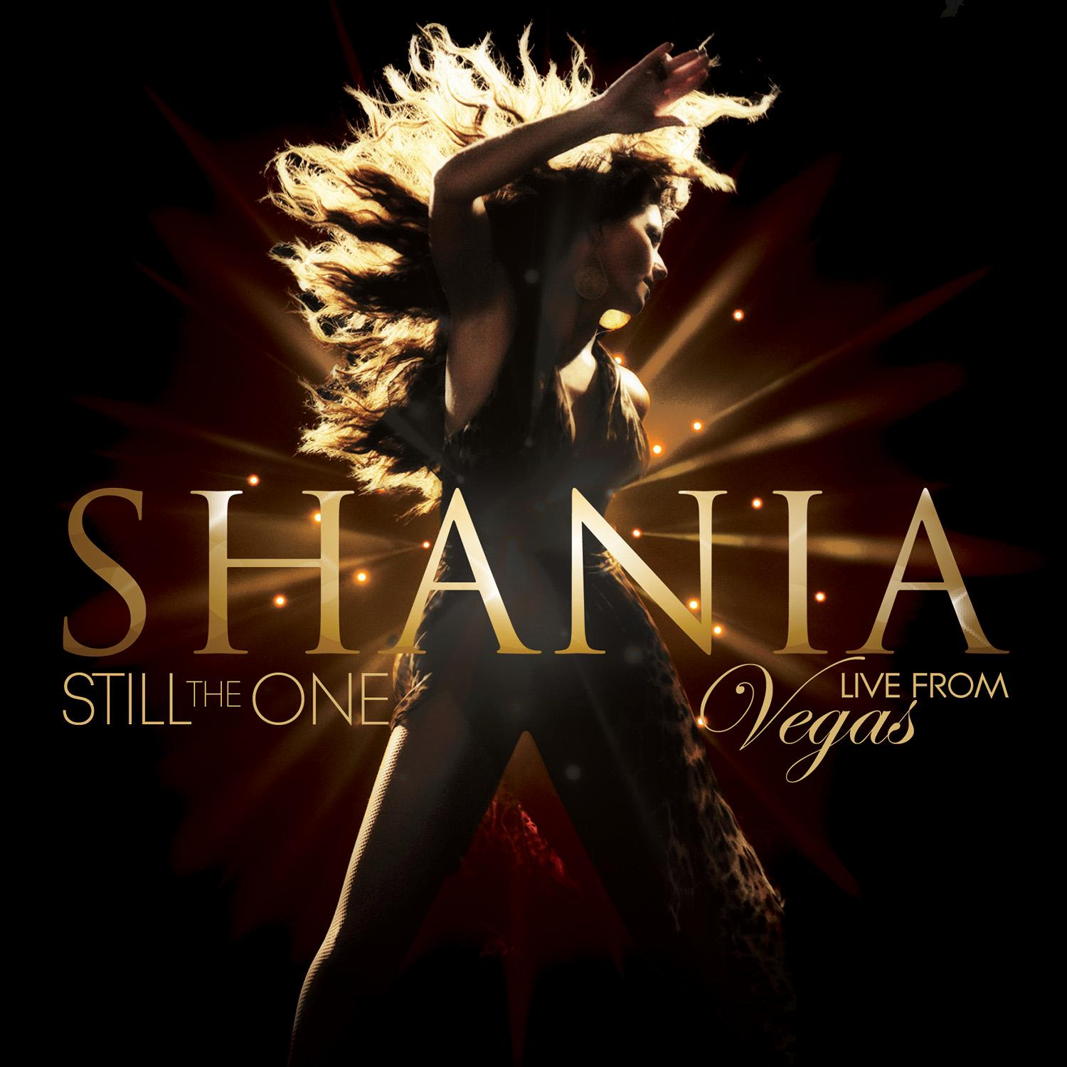 TWAIN, SHANIA - STILL THE ONE - SHANIA LIVE FROM VEGAS - CD -