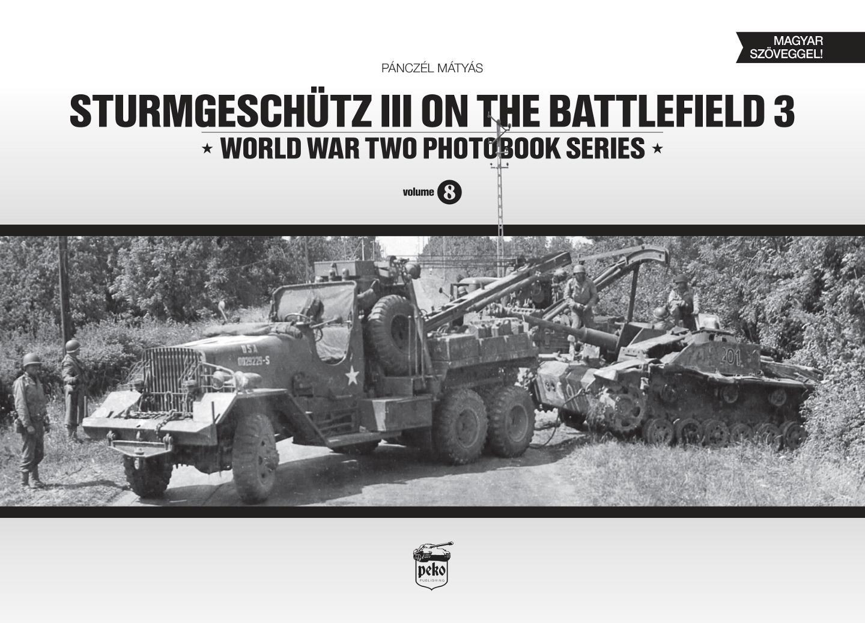 STURMGESCHÜTZ III ON THE BATTLEFIELD 3. (ANGOL-MAGYAR)