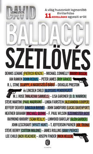 BALDACCI, DAVID - SZÉTLÖVÉS
