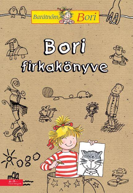 BORI FIRKAKÖNYVE - BARÁTNÕM, BORI