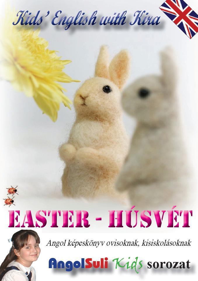 EASTER - HÚSVÉT - KIDS' ENGLISH WITH KIRA